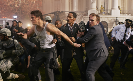 White House Down - The Oval Office Goes Die Hard