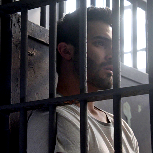 derek in teen wolf | character writing inspiration | abducted | imprisoned | kidnapped