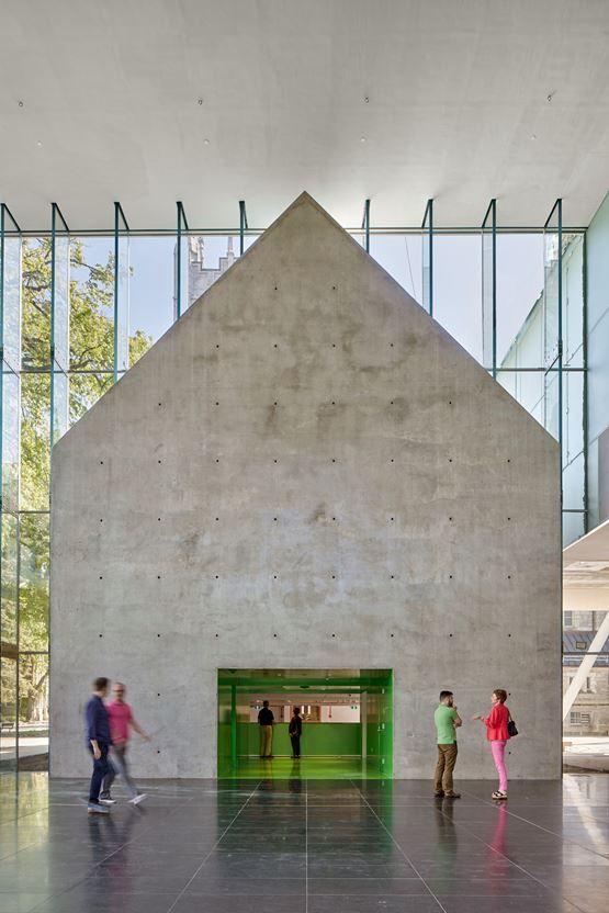 Pierre Lassonde Pavilion | Architecture, Pavilion