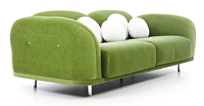 Ronde Design Banken.Design Bank Van Marcel Wanders Woonnieuws Sofa Buy Sofa En Home