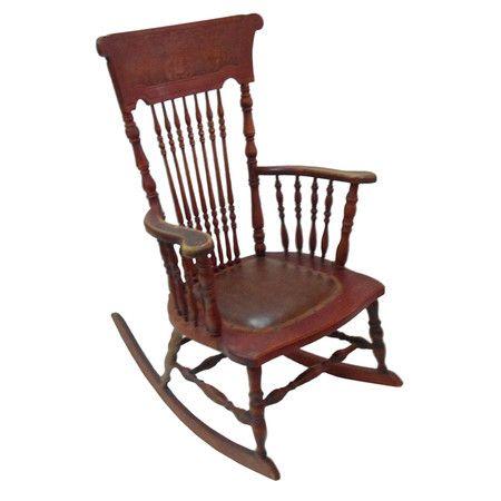 Superieur Vintage Rocking Chair.