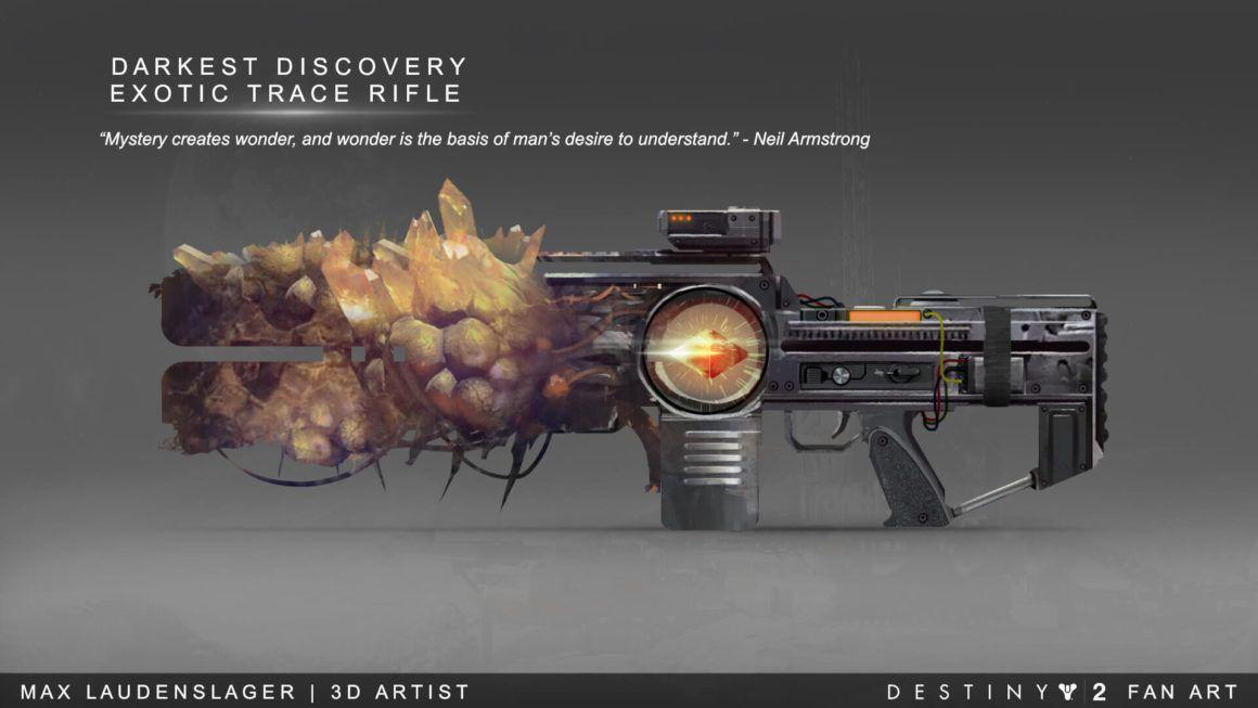 Credits Max Laudenslager Artstation Destiny Fan Art Destiny Video Game