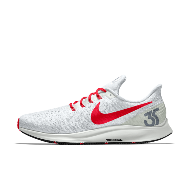 Nike Air Zoom Pegasus 35 Id Men S Running Shoe Nike Air Zoom Pegasus Nike Nike Air Zoom