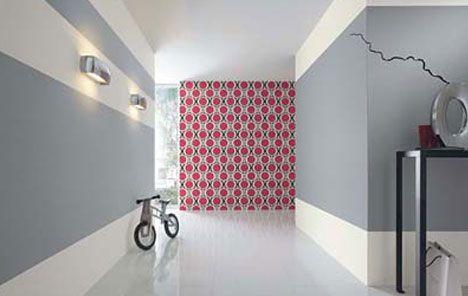 Wände Gestalten Mit Tapeten pin m auf kinderzimmer flure wandtattoos und