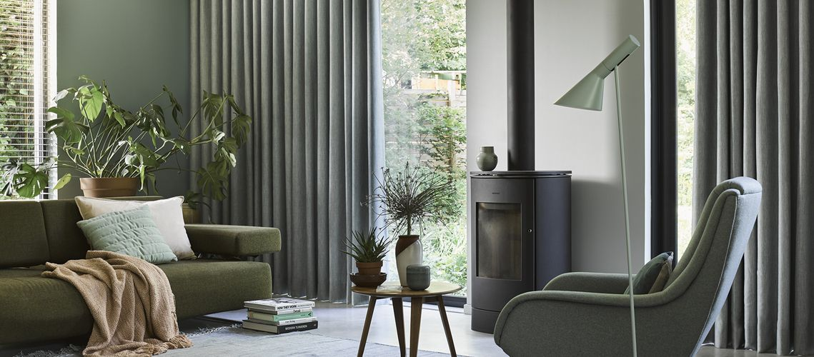 Kies de juiste gordijnen voor jouw huis; sfeervol, geluiddempend ...