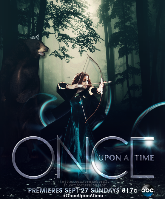 Once Upon A Time Series Poster