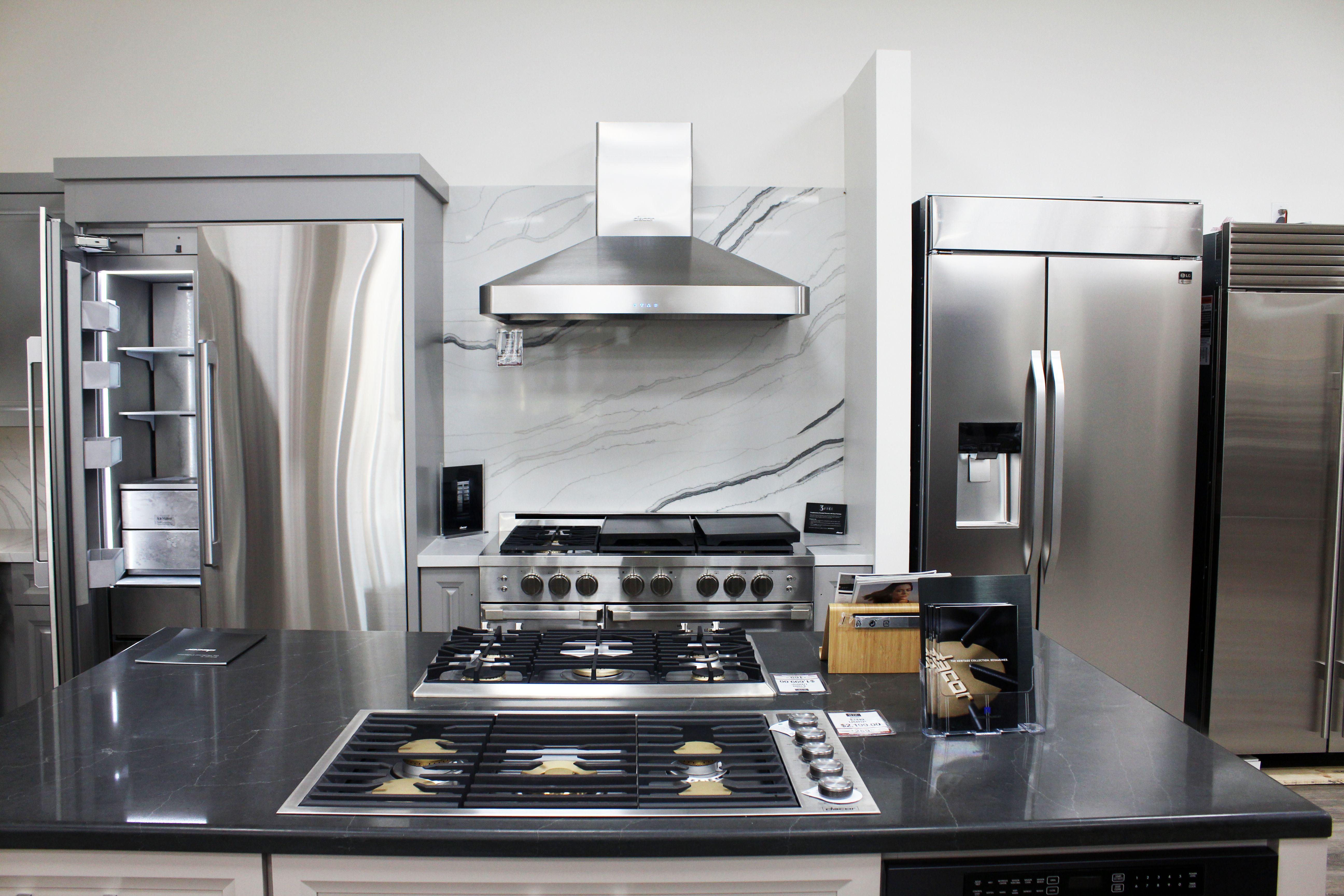 Dacor full sample kitchen in Santa Barbara  Kitchen, Kitchen and