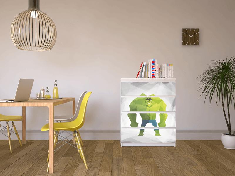 Ikea Malm Kommode 4 Schubladen 2021
