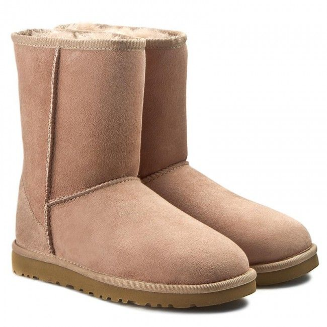 Buty Ugg W Classic Short 5825 W Mhrm Ugg Boots Australia Mens Suede Boots Suede Leather Boots