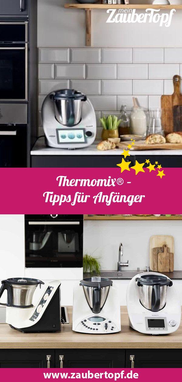 Thermomix – Tipps für Anfänger - mein ZauberTopf