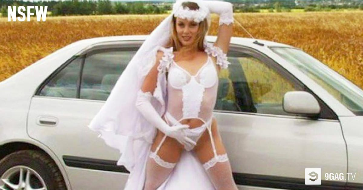 10 Most Inappropriate Wedding Dresses Ever Worn (NSFW | Pinterest ...