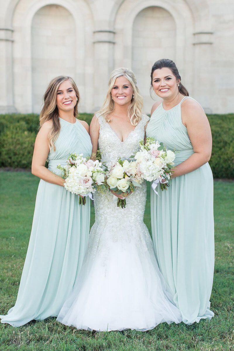 Elegant sage green wedding kelley stinson photography