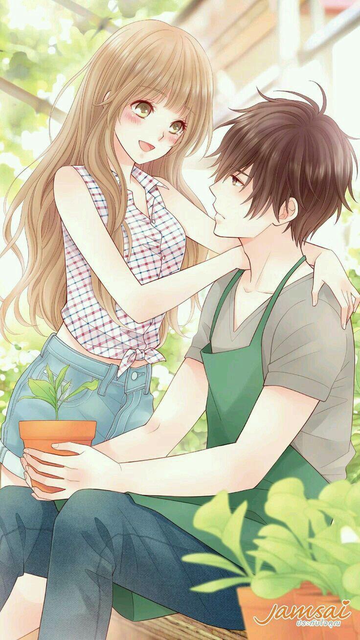 You Are Mine Cosplay Anime Karakter Animasi Ilustrasi Karakter