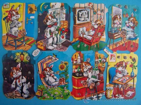 ...•:*¨.*:•...LAMINA DE CROMOS TROQUELADOS KRUGER 98/91 CON BRILLANTINA . ....•:*¨.*:•...