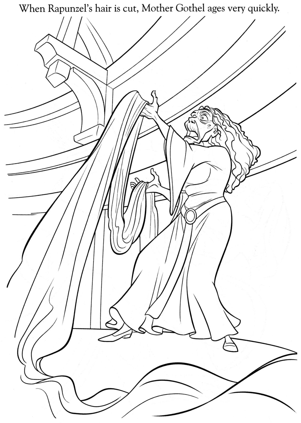 Pin By Michael S Family On Coloring Pages And Fun Images To Draw Tangled Coloring Pages Princess Coloring Pages Rapunzel Coloring Pages