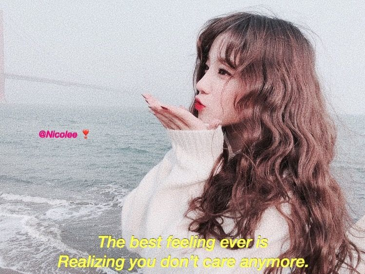 G Idle S Yuqi Aesthetics Quote Kpop Quotes Mood Quotes