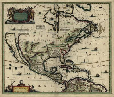 North America Mexico Canada Central America Northern - Map of northern us and canada