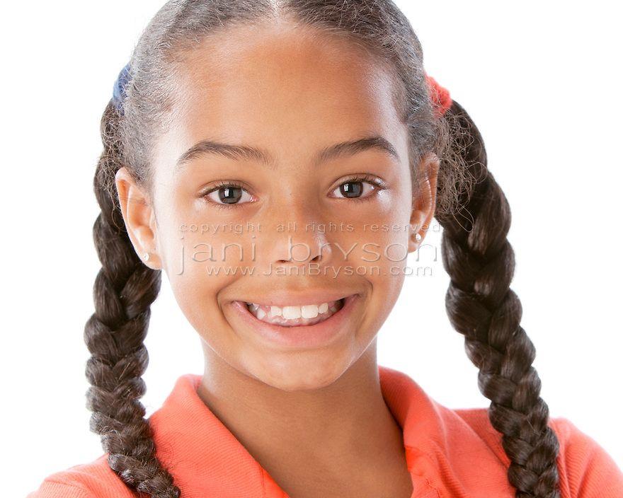 11 year black girl friend