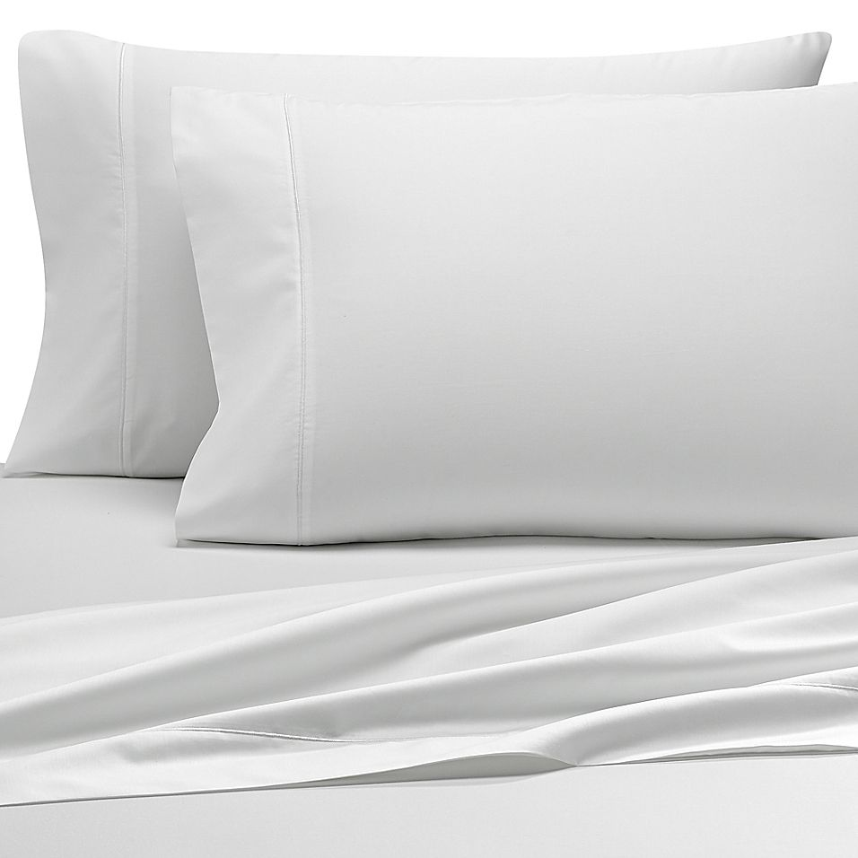 Wamsutta Pimacott 500 Thread Count Full Xl Sheet Set In White