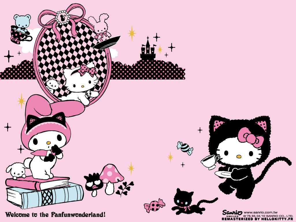 pin free wallpapers tokidoki hello kitty wallpaper on pinterest