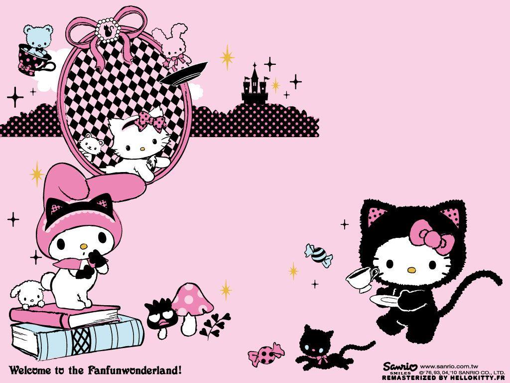 pin free wallpapers tokidoki hello kitty wallpaper on pinterest