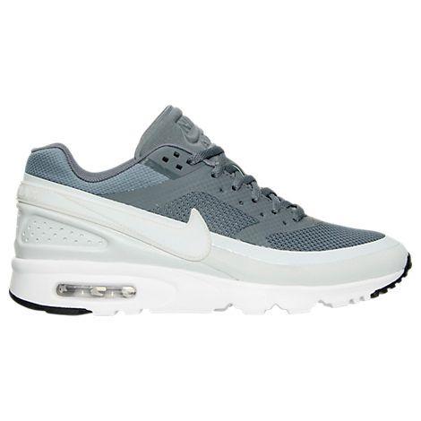Damen Nike Air Max BW Ultra Schwarz Weiß Platin Schuhe:Nike