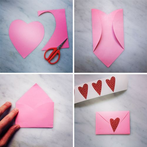 easy valentine's day cards | cards, easy and craft, Ideas