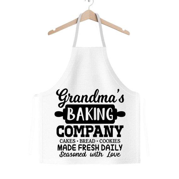 gift for kitchen apron for women gift for grandma funny gift for her gift for baker saying on apron gift for mom Funny apron