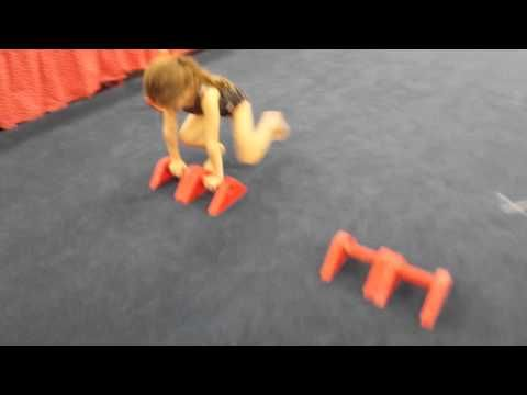 Physical Abilities Warm-up 2-5 - YouTube