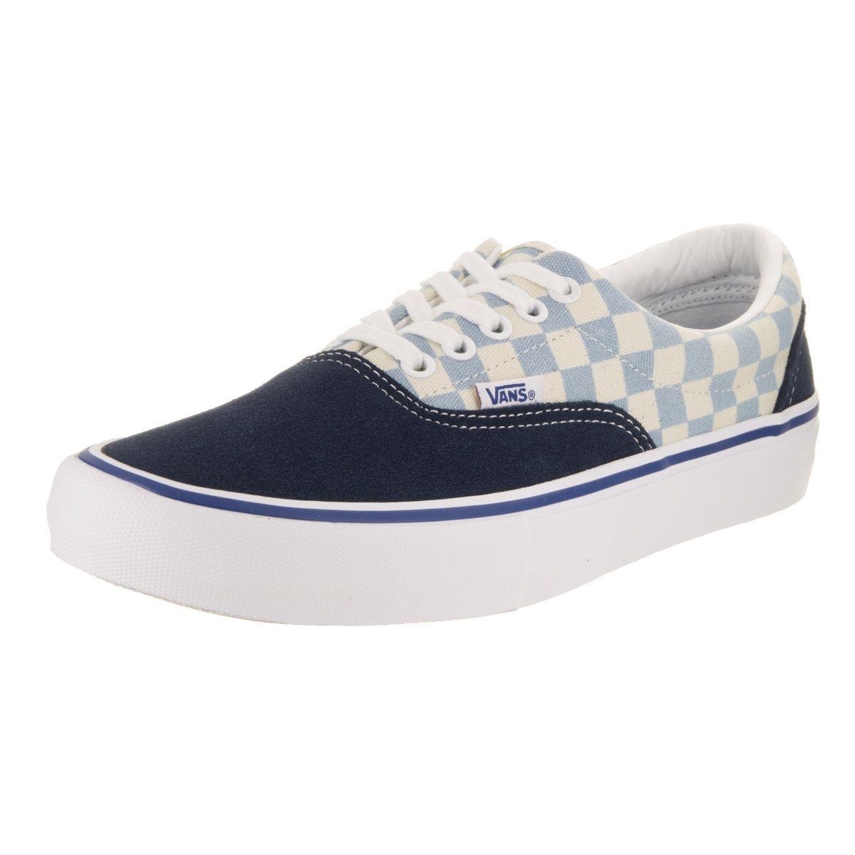 20d68ccbbb Vans Men s Era Pro Checkerboard Skate Shoes