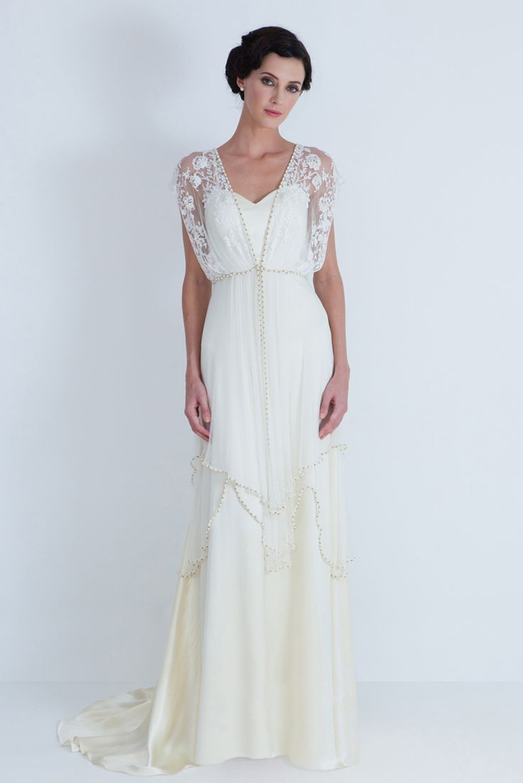 Cant afford itget over it a wedding look inspired by catherine cant afford itget over it a wedding look inspired by catherine deanes lita gown from bhldn ombrellifo Images