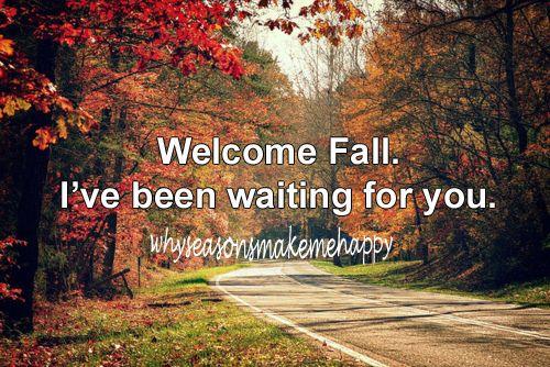 Charmant Happy Fall