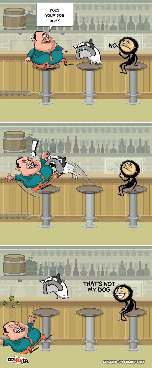 Pin On Animals And Pets Jokes Webcomics