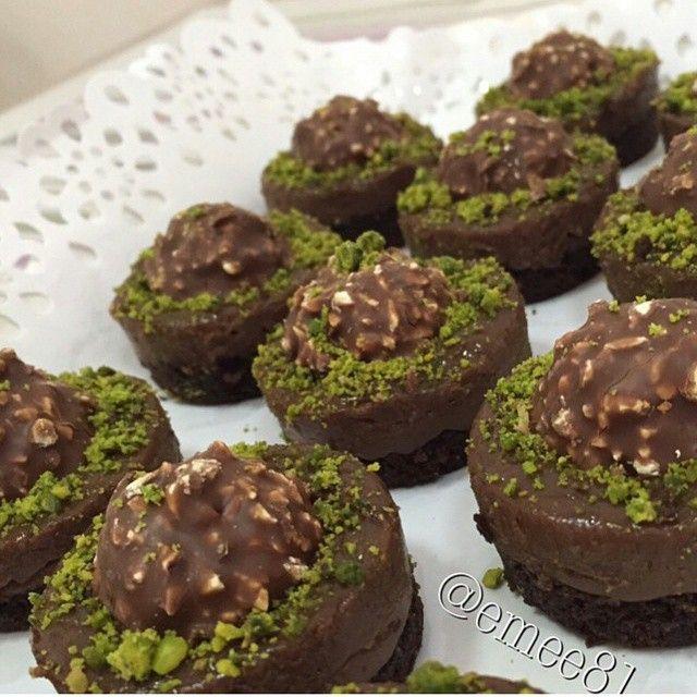 Instagram Photo By وصفات اوركيدا Mar 11 2015 At 8 57pm Utc Chocolate World Desserts Food