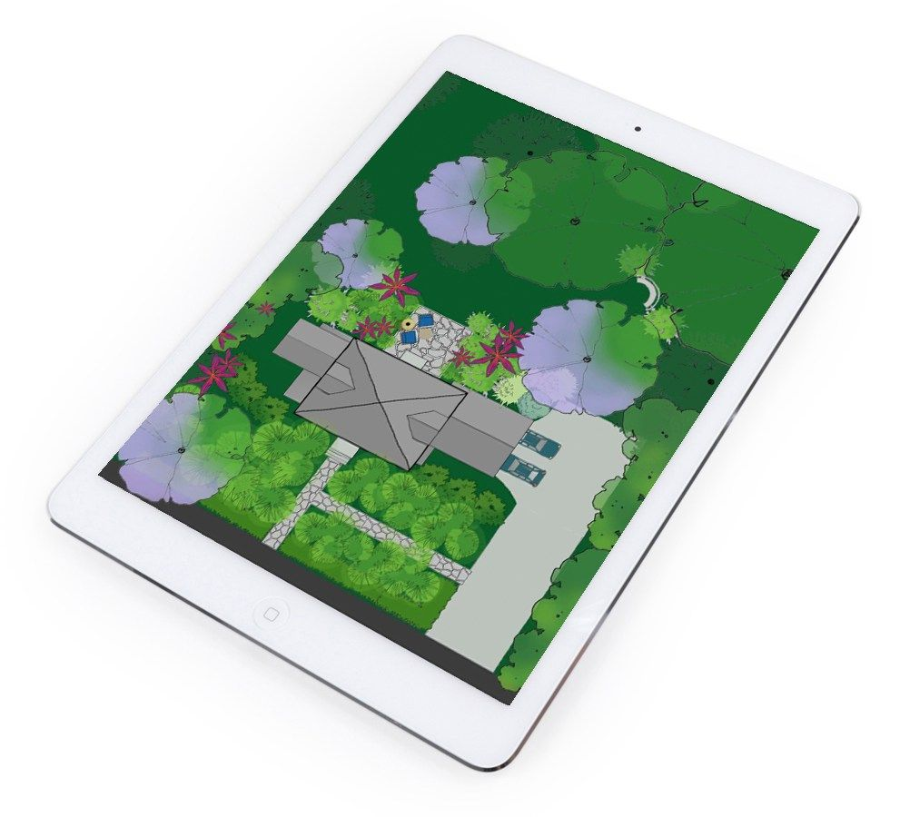 The Best FREE Landscape Design App! | Free landscape ...