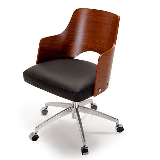 Excellent Cornell Swivel Office Chair From Made Great Option For Desk Ncnpc Chair Design For Home Ncnpcorg