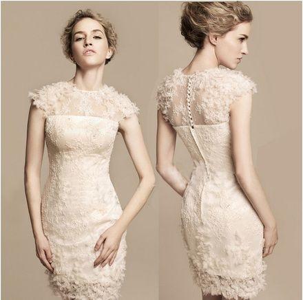 fotos de vestido de novia civil santiago | vestuario | pinterest
