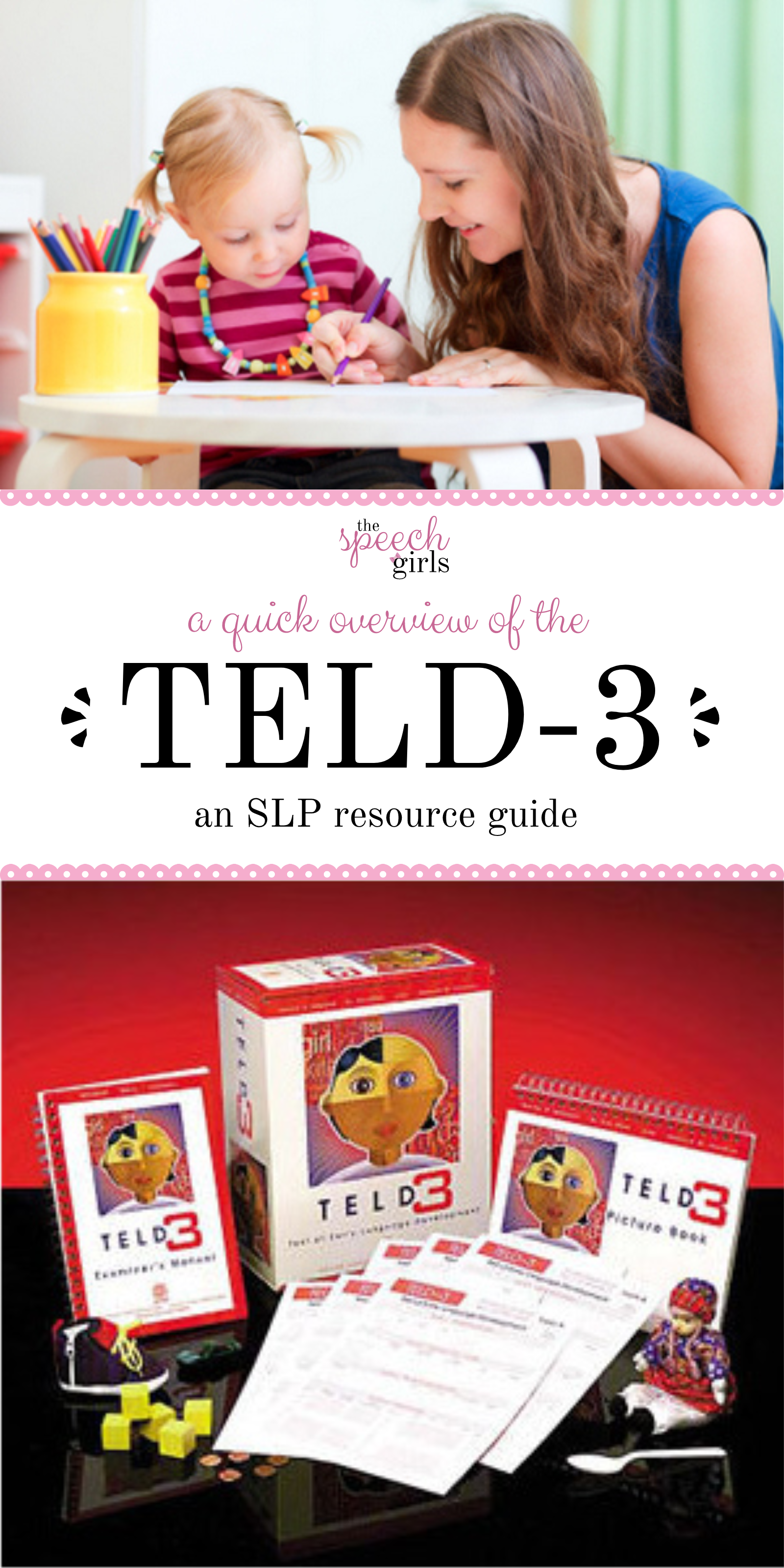 Teld Test Of Early Language Development  Formal Assessment