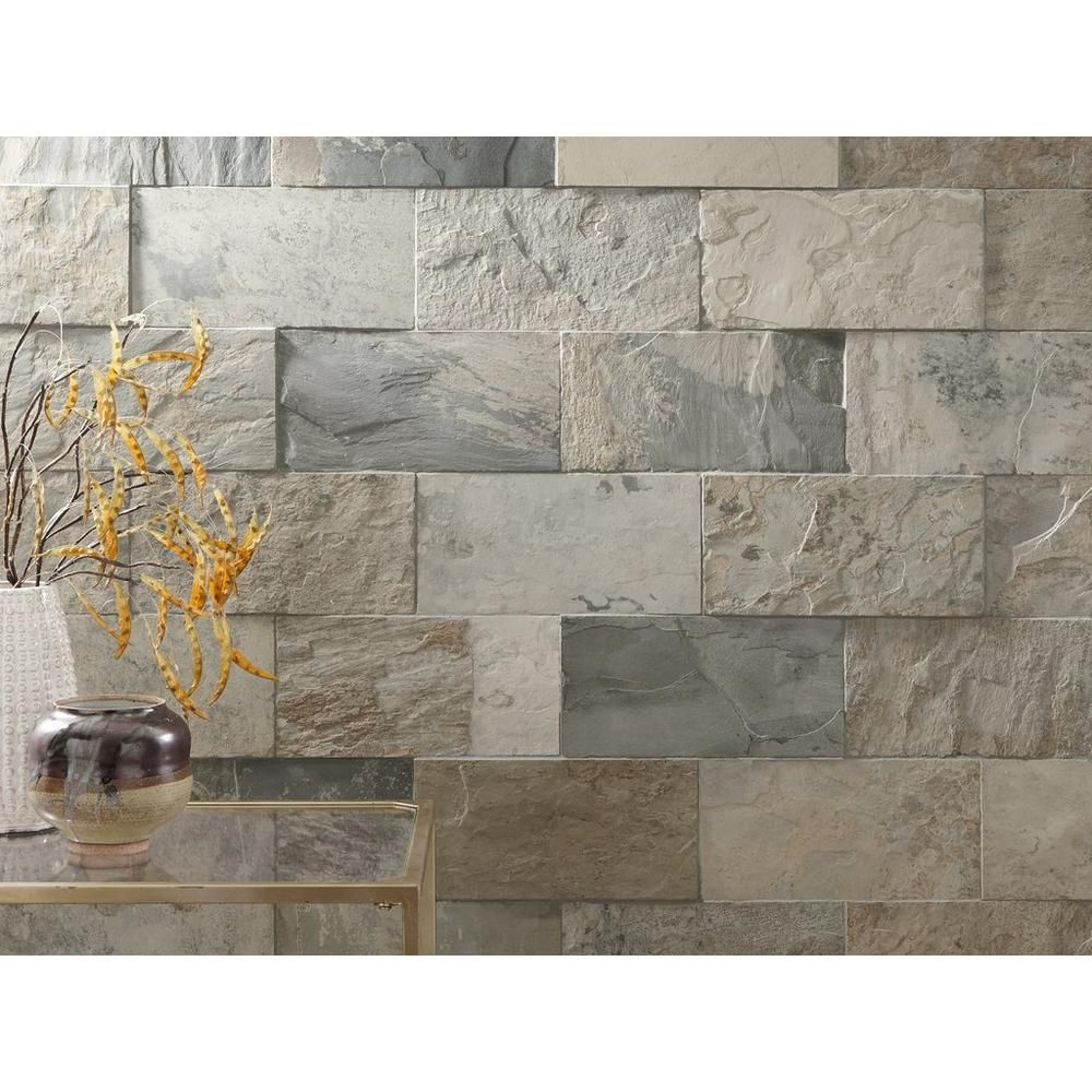 Autumn Natural Slate Tile With Images