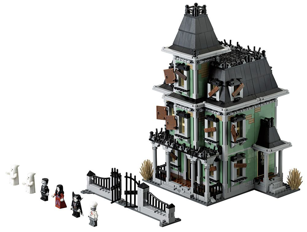 Lego Haunted House Lego Haunted House Lego House Haunted House