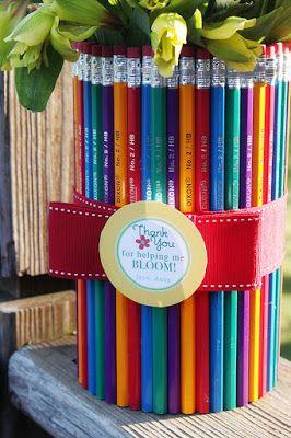 Voorkeur juffendag super idee!   Gift Giving - Teacher gifts, Teacher en Gifts @DZ69