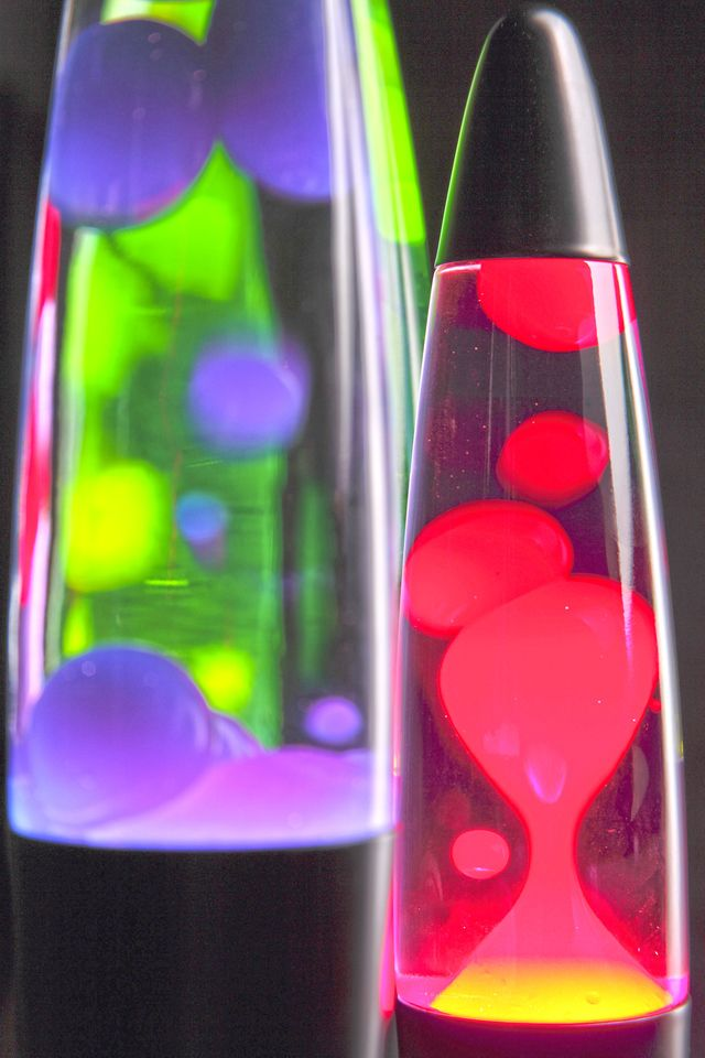 Learn How To Make A Safe Glowing Lava Lamp | Lava Lamp, Lava And Household