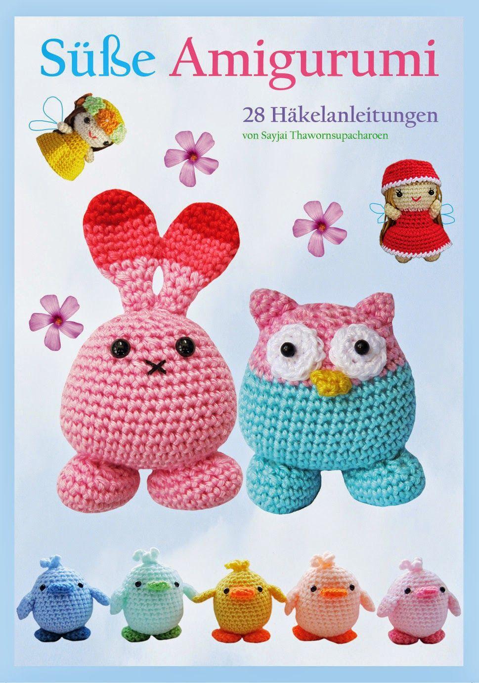 Amigurumi crochet patterns ~ K and J Dolls / K and J Publishing ...