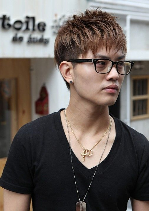 17Hottest Asian Haircuts for Men - Japanese Hairstyles