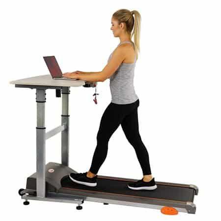 sunny health fitness desk treadmill best fitness desk treadmills rh pinterest com