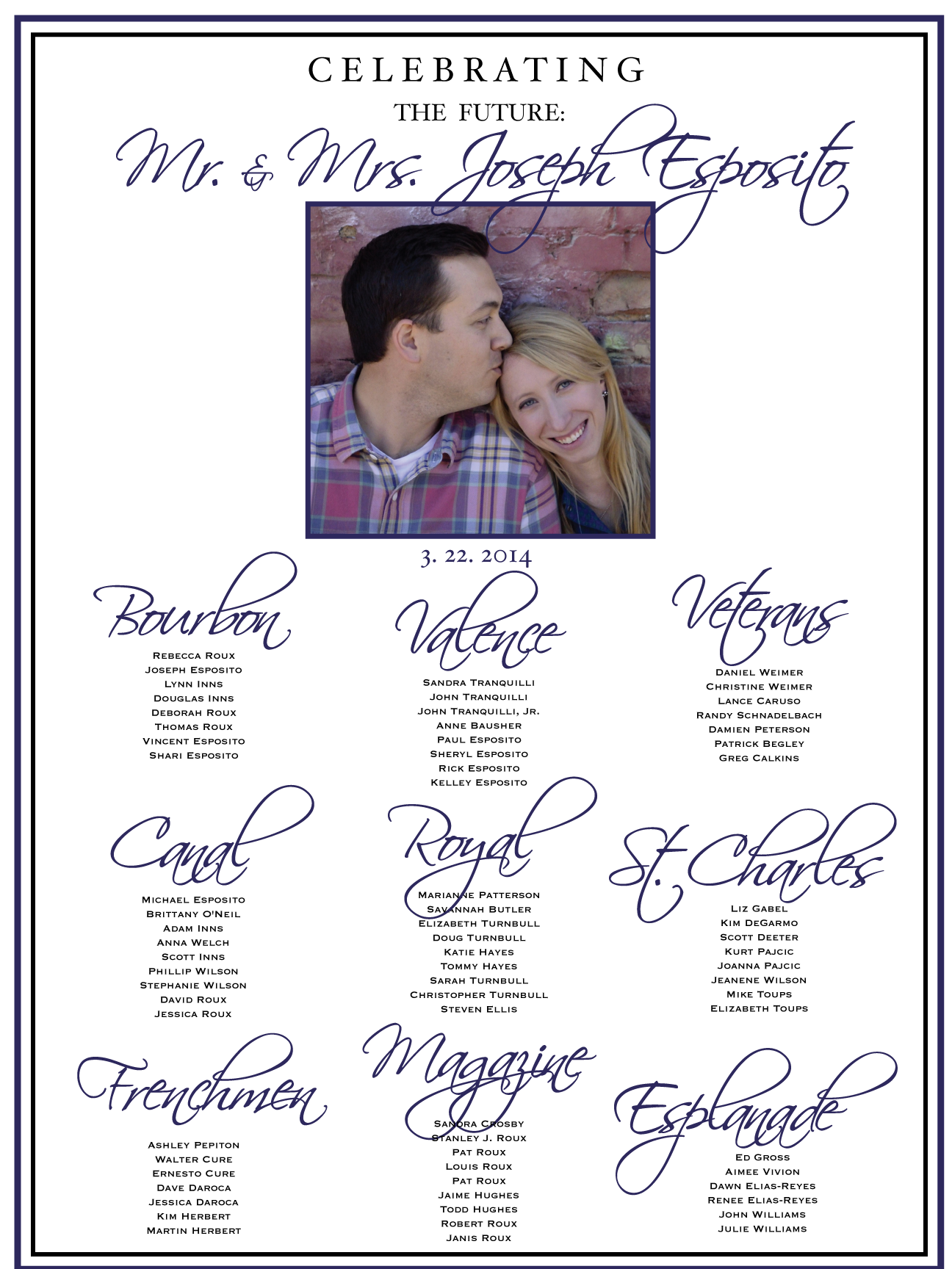 wedding seating chart table names not numbers only 55 you rh pinterest com