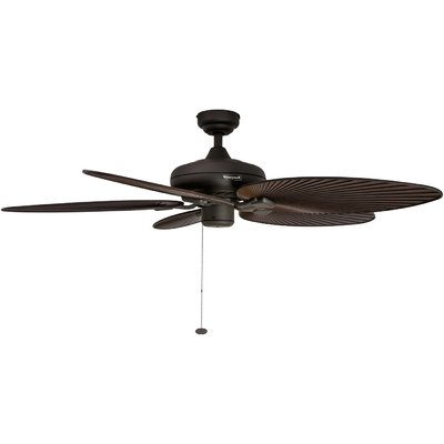 Bay Isle Home 52 Mccarthy 5 Blade Ceiling Fan With Light Kit