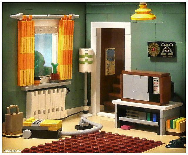 Livingroom Lego Legos And Lego Ideas