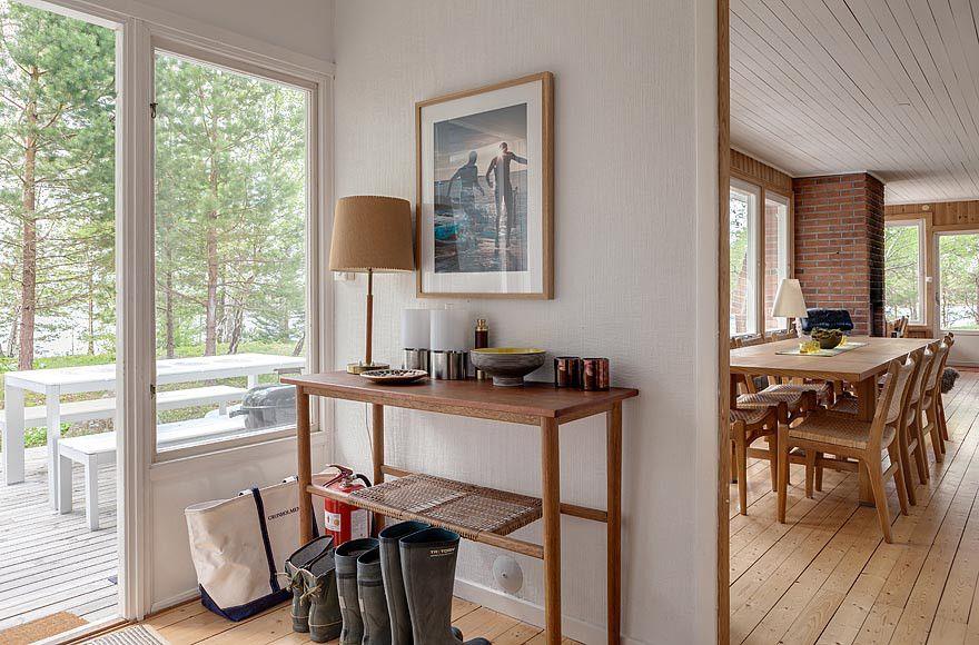 Gallery midcentury modern home in sweden mid century
