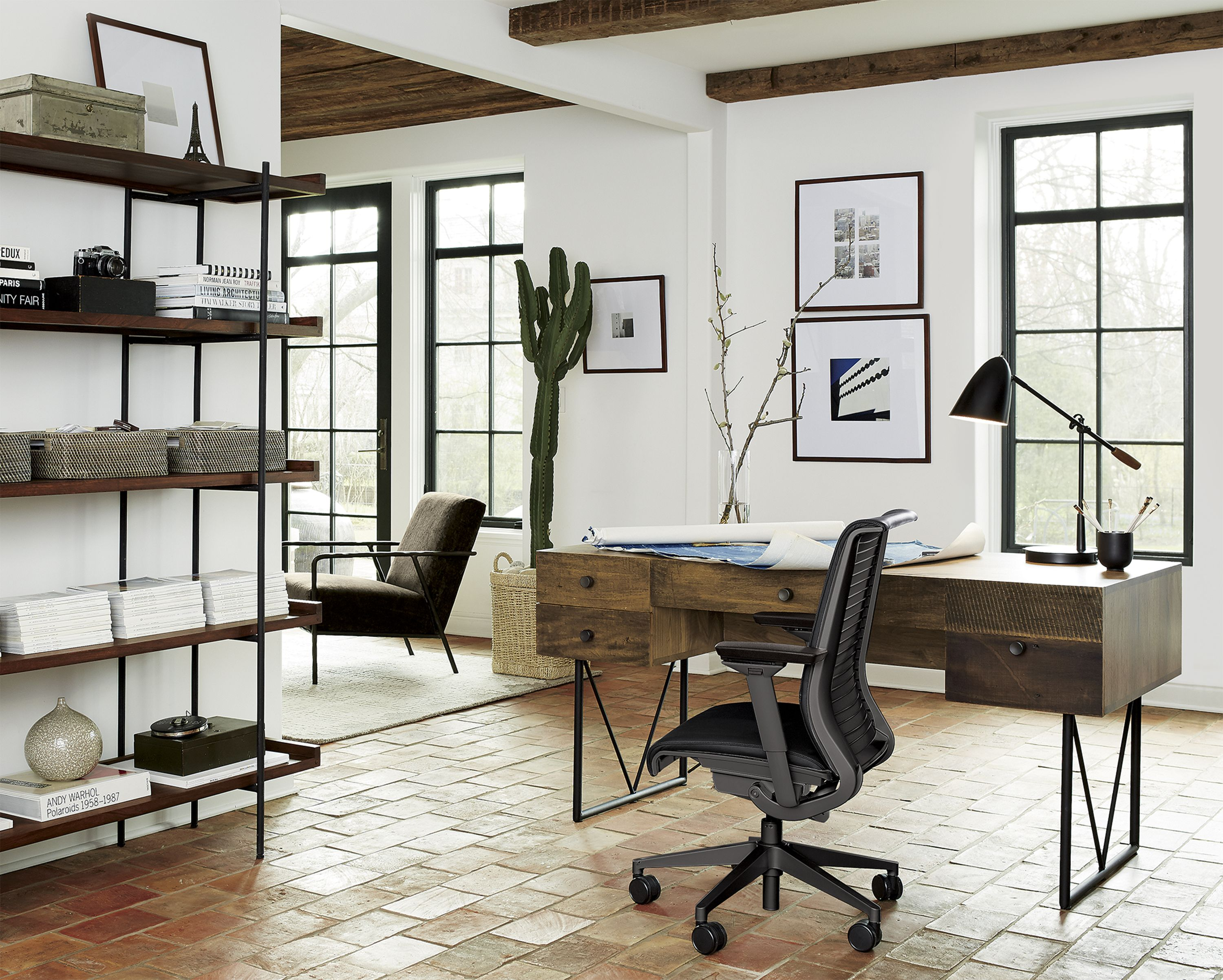 Atwood Reclaimed Wood Desk Reviews Crate And Barrel Home